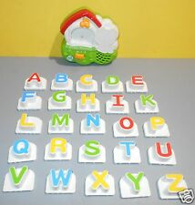 Leap Frog Fridge Phonics Scout The Dog Magnetic Letters ABC 25 Alphabet Set