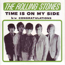 ☆ CD Single The ROLLING STONES Time is on my side 2-track CARD SLEEVE  ☆