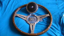 "MOTO-LITA 14"" MK3 PACKAGE DEAL DISHED THIN SLOT  POL BOSS  STEERING WHEEL  STAG"