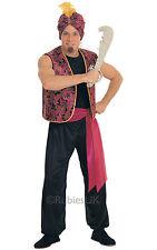 FANCY DRESS COSTUME ~ MENS ARABIAN NIGHT SULTAN STD