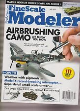 FINE SCALE MODELER MAGAZINE JULY 2015, THE ESSENTIAL TOOL FOR MODEL BUILDERS.