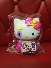 Tokidoki For Hello Kitty Coin Bank: Boxer Kitty (TK2)