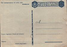 FRANCHIGIA MILITARE SECONDA GUERRA MONDIALE ANCORA DA SCRIVERE WWII C5-437