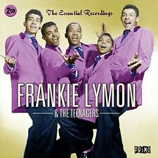 FRANKIE & THE TEENAGERS LYMON - ESSENTIAL RECORDINGS  2 CD NEU
