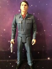 DOCTOR WHO - CAPTAIN JACK HARKNESS with SQUARENESS GUN 9th DR ERA JOHN BARROWMAN