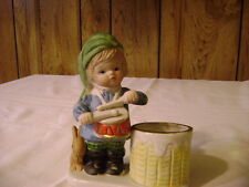Jasco 1978 Christmas Luvkins Little drumer Boy candle