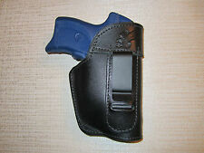 RUGER LC9 WITH LASERMAX OR CRIMSON TRACE LASER, IWB RIGHT AND LEFT HAND HOLSTER