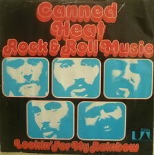 "7"" 1973 RARE VG++ ! CANNED HEAT : Rock & Roll Music"