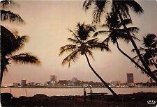BR27619 Abidjan crepuscule sur la laque de cocody africa