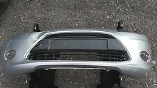 FORD FIESTA 2008-2012 ZETEC FRONT BUMPER in SILVER - GENUINE FORD USED PART.
