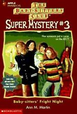 Baby-Sitters' Fright Night (Baby-Sitters Club Super Mystery)