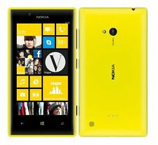 Nokia Lumia 720 Yellow Gelb Windows Phone Ohne Simlock NEU