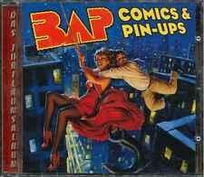 """BAP """"Comics & Pin-Ups"""" CD-Album"""