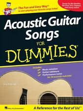 Acoustic Guitar Songs for Dummies - Guitar Collection NEW 000699767