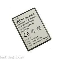 MUGEN POWER 3200mAh EXTENDED SLIM BATTERY FOR SAMSUNG GALAXY NOTE 2 II I317 AT&T