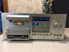 Pioneer Stereo Cassette Tape Deck CT-F900 Works
