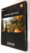 DVDTeca Storica Antica Roma e Grecia GIOCHI BESTIALI DVD Documentario Storia