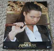 Photo exploitation cinéma Lobby card 2003 TOMB RAIDER Angelina Jolie 4