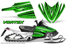 ARCTIC CAT M CROSSFIRE SNOWMOBILE SLED GRAPHICS KIT WRAP CREATORX VORTEX BG