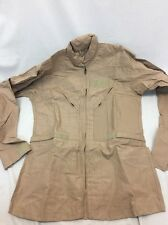 Eagle Industries CWU-27/P Shirt Flight Suit Tan Nomex Aircrew PJ Pilot M/L