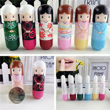 Lovely Japanese Kimono Lip Balm Gloss Lipstick Anti Cracking Moisturizer Makeup