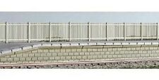 Ratio 432 SR Precast Concrete Pale Fencing (Plastic Kit) OO
