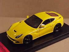 Fujimi 1/43 Resin 2012 Ferrari F12berlinetta Coupe, Modena Yellow  #FJM1343013