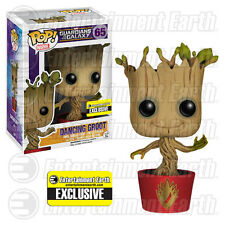 Guardians of the Galaxy RAVAGERS Dancing Baby GROOT Pop! Vinyl Bobble Head EE Ex