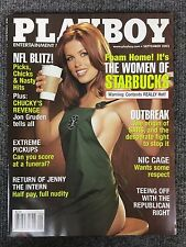 Playboy Magazine - The Girls of Starbucks - September 2003 - Original Issue