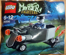 LEGO 30200 Monster Fighters Zombie Chauffeur Polybag  NEU & OVP