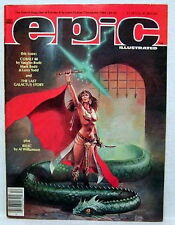 1984 EPIC Comic Magazine #27 Bode/Todd/Williamson
