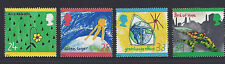 Great Britain 1992 Protection of the Environment Children's Paintings Set MUH