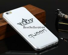 Queen Crown Ultra Thin Case Shell Protective Cover Skin for Apple iPhone 6