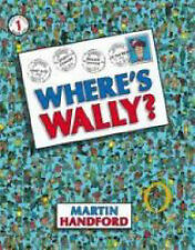 Where's Wally? by Martin Handford (Paperback, 2007)