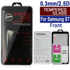 Premium Real Tempered Glass Screen Protector Film Guard For Samsung Galaxy S7