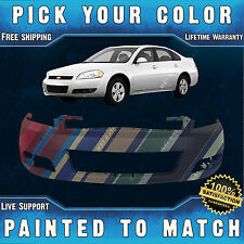 NEW Painted To Match - Front Bumper Cover Replacement For 2006-2013 Chevy Impala
