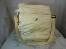 US Military Delco 3 Tan Canvas Insulated 5 Gallon Jerry Can Water Cooler Bag