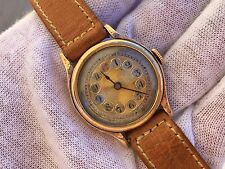 Vintage Rolex 1920s Telephone Dial 15J Rebberg Watch