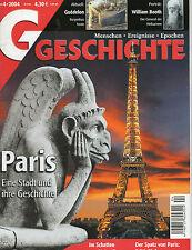 G Geschichte mit Pfiff 4/04 PARIS