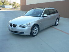 2010 BMW 5-Series Base Wagon 4-Door