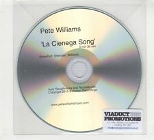 (HD700) Pete Williams, La Cienega Song - 2015 DJ CD