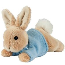 "NEW OFFICIAL GUND Beatrix Potter Peter Rabbit 5"" Plush Soft Toy A27364"