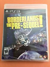Borderlands 3 The Pre-Sequel (BRAND NEW/SEALED!) PlayStation 3 PS3 ~SHIPS FREE!~