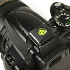 Camera Flashlight Hot Shoe Protector Cover with Spirit Level for Canon Nikon NEW