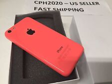 Apple iPhone 5C 16GB 4G LTE GSM AT&T TMobile World Phone - Pink (Factory Unlock)