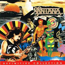 (CD) santana-définitive collection-samba pa ti, Jin-Go-lo-BA, Oye como va