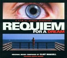 REQUIEM FOR A DREAM CD SOUNDTRACK NEUWARE