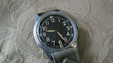 Original WW2 ELGIN MILITARY WATCH Type A-11