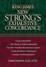 King James New Strong's Exhaustive Concordance Of The Bible: Dictionary of the H