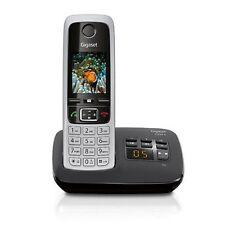 Siemens Gigaset C430A schnurloses Telefon mit Freisprecheinrichtung / AB